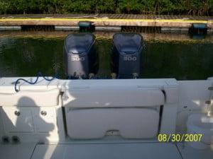 Marathon FL charter boat engines