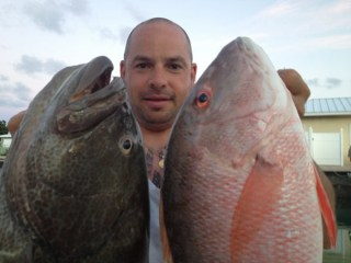 mutton snapper for June Marathon fishing report