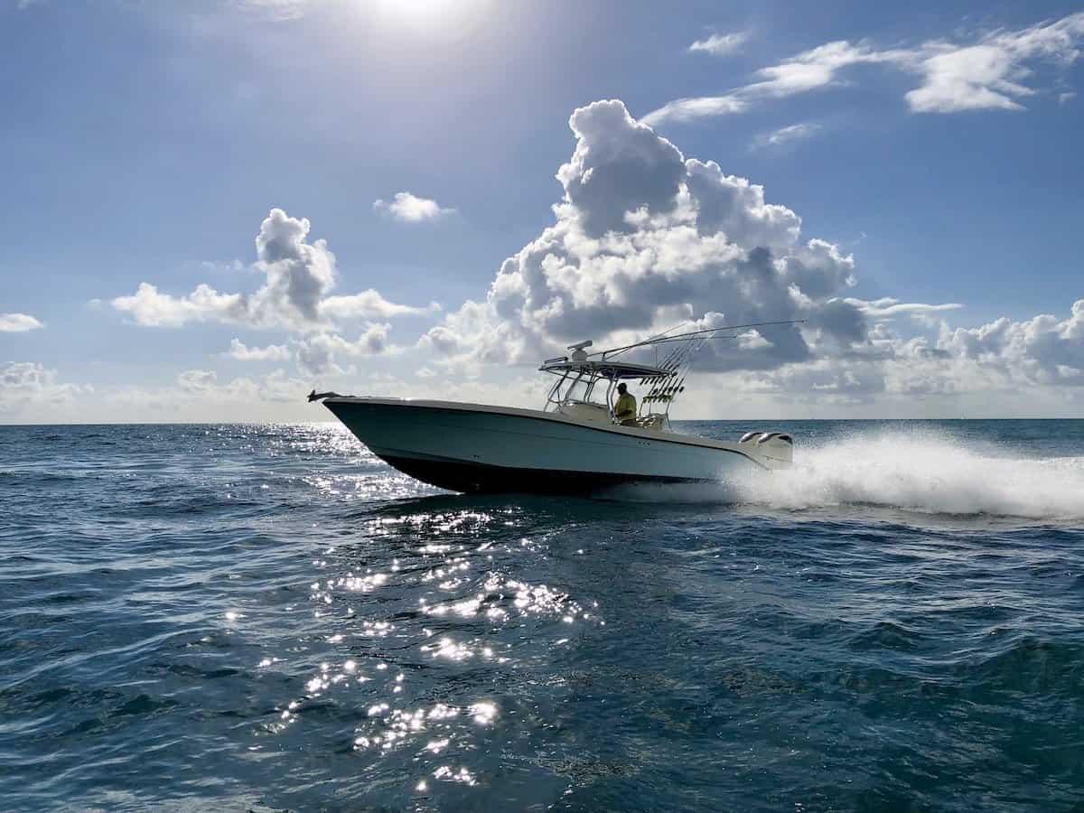 Sweet E'Nuf Charters fishing charter boat